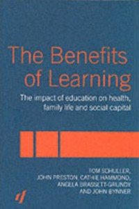 Cover Benefits of Learning