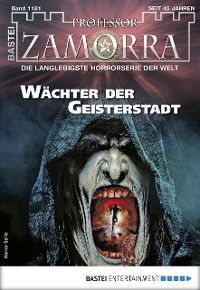 Cover Professor Zamorra 1181 - Horror-Serie