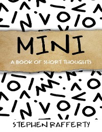 Cover Mini: A Book of Short Thoughts