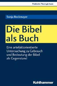 Cover Die Bibel als Buch