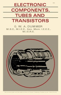 Cover Electronic Components, Tubes and Transistors