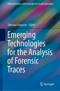 Cover Emerging Technologies for the Analysis of Forensic Traces