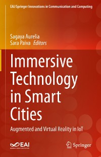 Cover Immersive Technology in Smart Cities