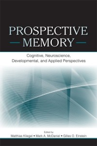 Cover Prospective Memory