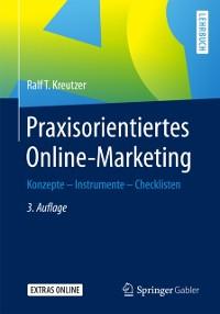 Cover Praxisorientiertes Online-Marketing