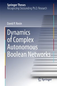 Cover Dynamics of Complex Autonomous Boolean Networks