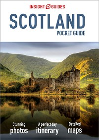 Cover Insight Guides Pocket Scotland