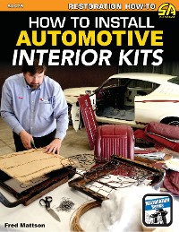 Cover How to Install Automotive Interior Kits