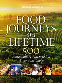 Cover Food Journeys of a Lifetime