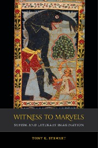 Cover Witness to Marvels