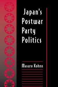 Cover Japan's Postwar Party Politics