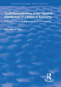 Cover Tariff Determination in the General Equilibrium of a Political Economy