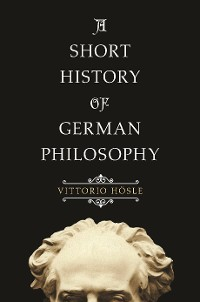 Cover A Short History of German Philosophy