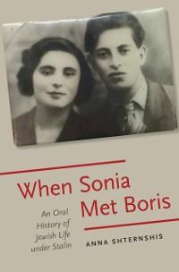 Cover When Sonia Met Boris