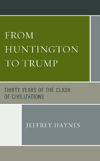 Cover From Huntington to Trump
