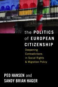 Cover The Politics of European Citizenship