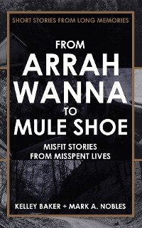 Cover FROM ARRAH WANNA TO MULE SHOE