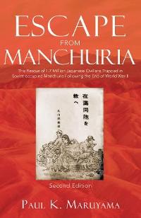 Cover Escape From Manchuria