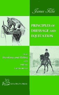 Cover PRINCIPLES OF DRESSAGE AND EQUITATION