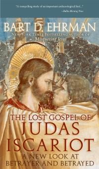 Cover Lost Gospel of Judas Iscariot