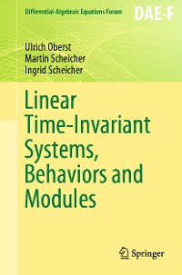 Cover Linear Time-Invariant Systems, Behaviors and Modules