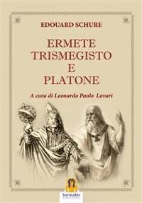 Cover Ermete Trismegisto e Platone