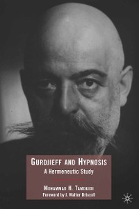 Cover Gurdjieff and Hypnosis