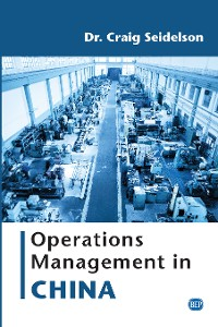 Cover Operations Management in China