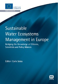 Cover Sustainable Water Ecosystems Management in Europe