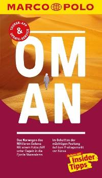 Cover MARCO POLO Reiseführer Oman