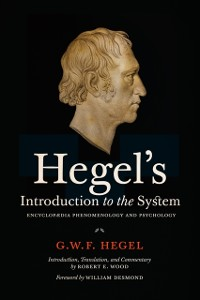 Cover Hegel's Introduction to the System