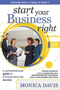 Cover Start Your Business Right