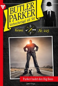 Cover Butler Parker 225 – Kriminalroman