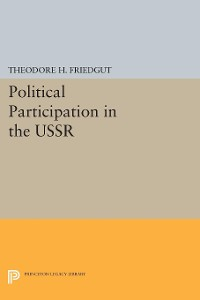 Cover Political Participation in the USSR