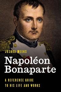 Cover Napoléon Bonaparte