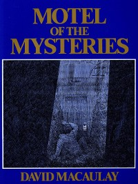 Cover Motel of the Mysteries
