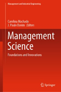 Cover Management Science