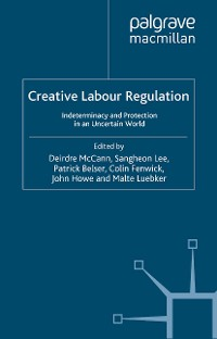 Cover Creative Labour Regulation