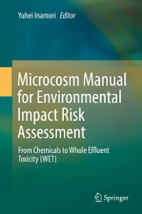 Cover Microcosm Manual for Environmental Impact Risk Assessment