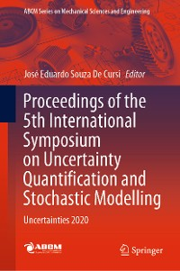 Cover Proceedings of the 5th International Symposium on Uncertainty Quantification and Stochastic Modelling