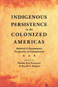 Cover Indigenous Persistence in the Colonized Americas