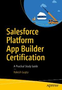 Cover Salesforce Platform App Builder Certification