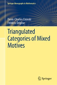 Cover Triangulated Categories of Mixed Motives