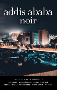 Cover Addis Ababa Noir