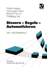 Cover Steuern - Regeln - Automatisieren