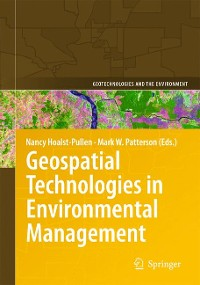 Cover Geospatial Technologies in Environmental Management