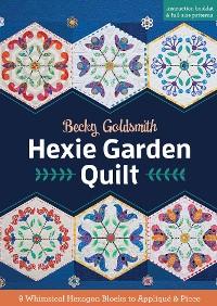 Cover Hexie Garden Quilt