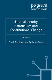 Cover National Identity, Nationalism and Constitutional Change