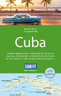 Cover DuMont Reise-Handbuch Reiseführer Cuba