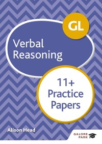 Cover GL 11+ Verbal Reasoning Practice Papers